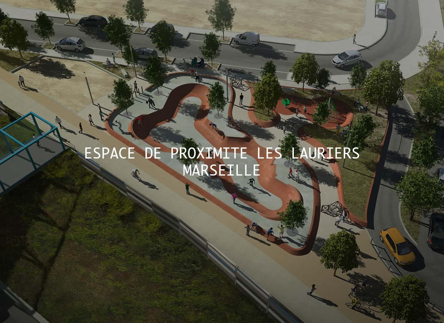 ESPACE-DE-PROXIMITE-LES-LAURIERS---MARSEILLE