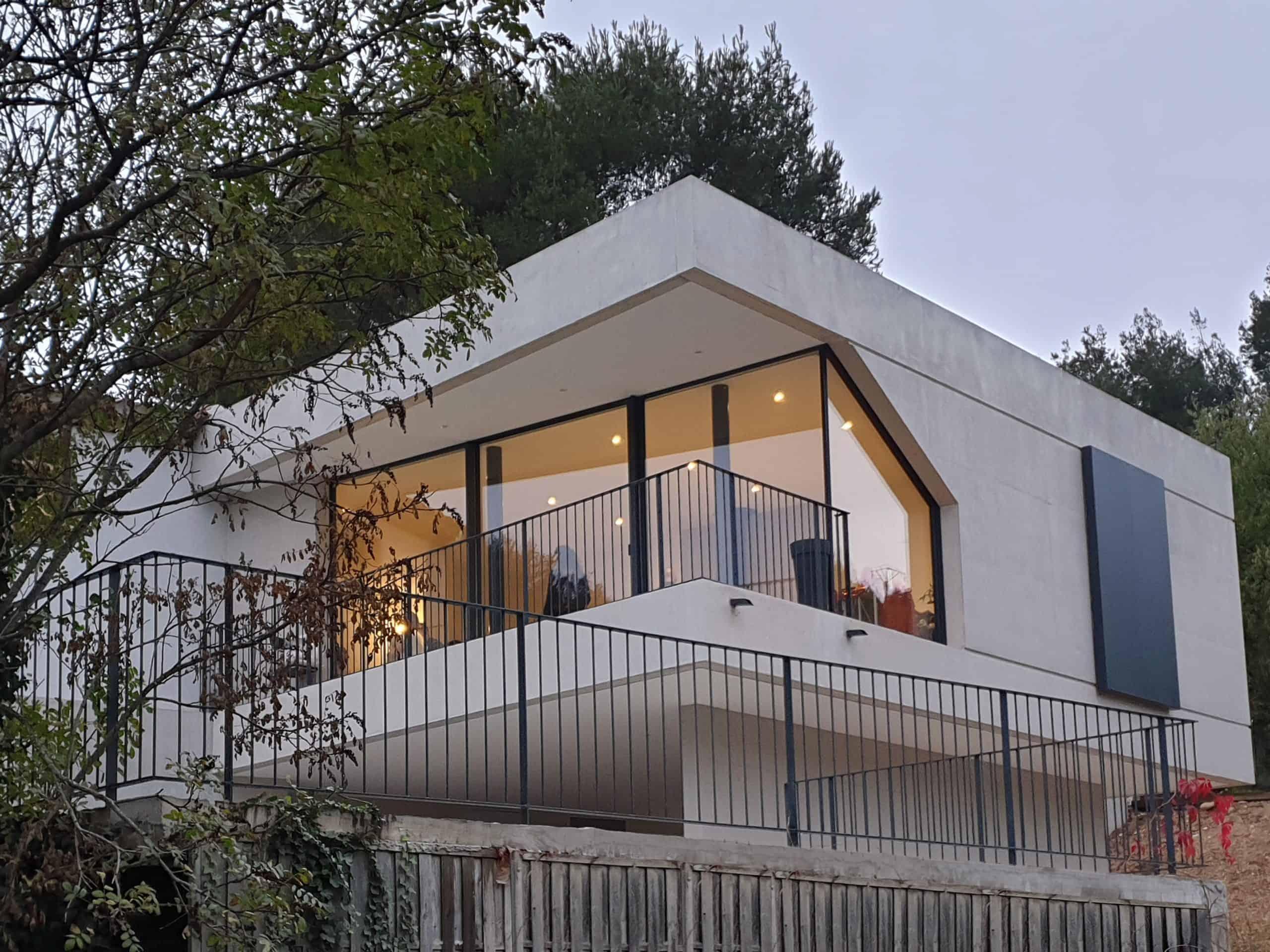 guillaume pepin architecte maison beton aubagne batiment realisation_12