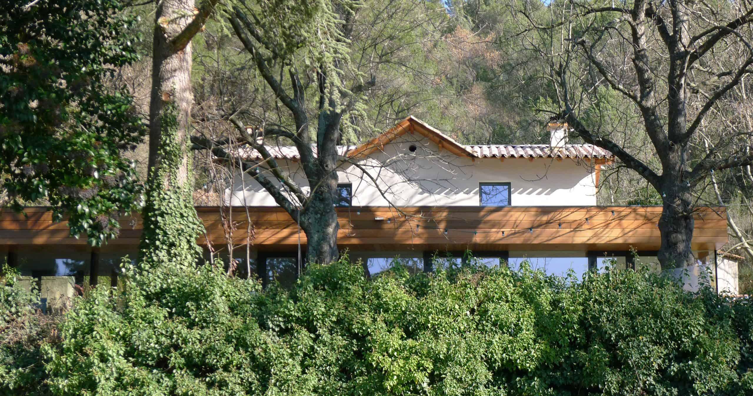 guillaume pepin architecte maison bois aix en provence batiment realisation_01