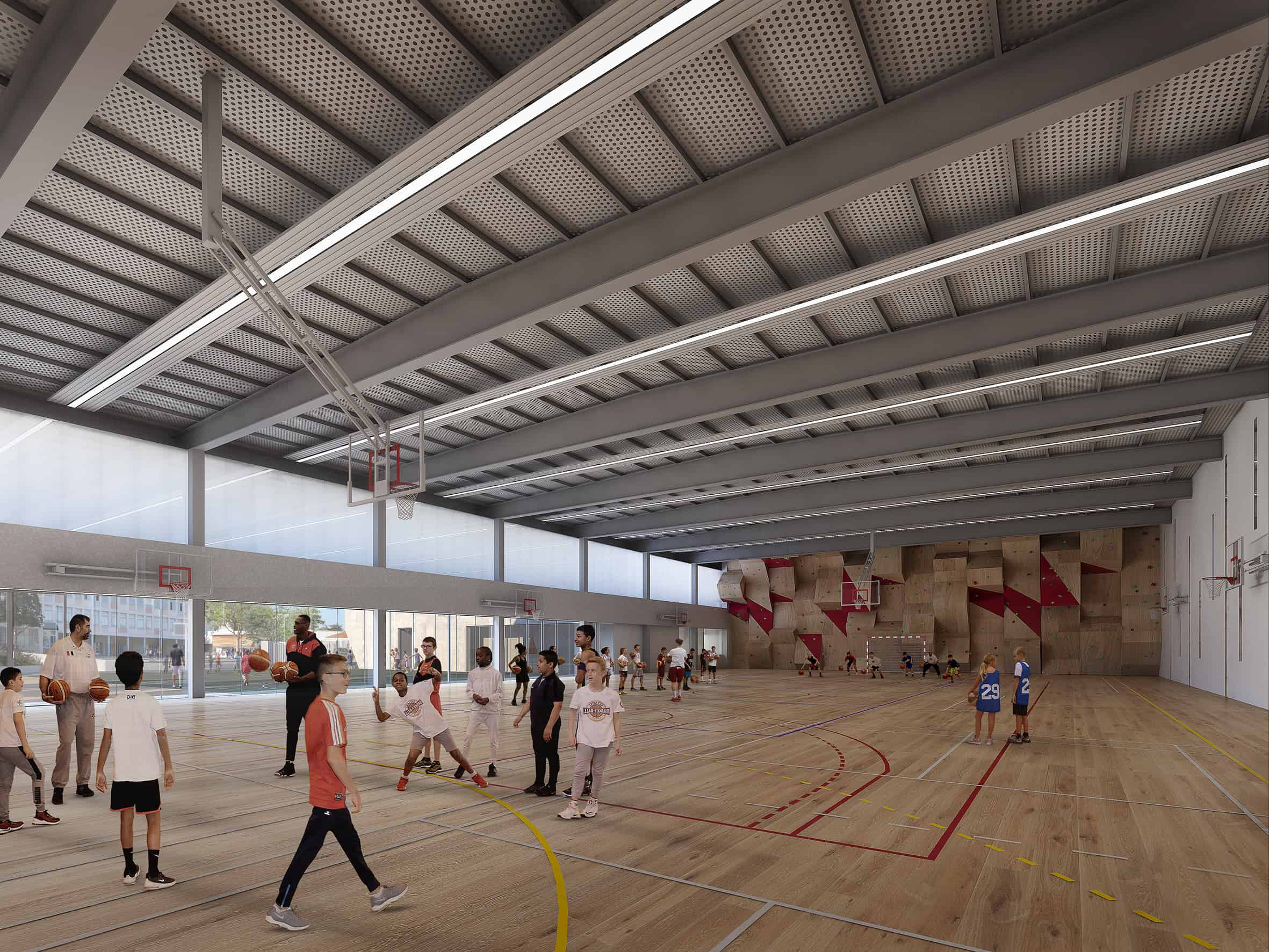 guillaume pepin architecte concours gymnase martigues 04