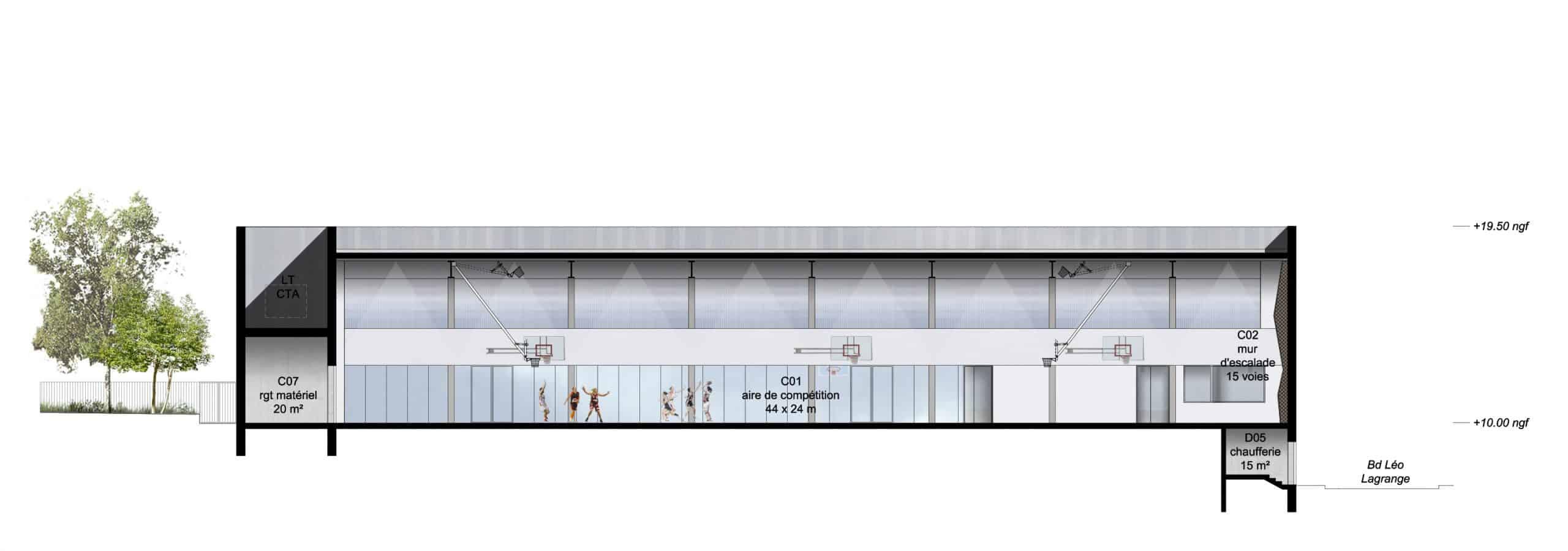 guillaume pepin architecte concours gymnase martigues 05